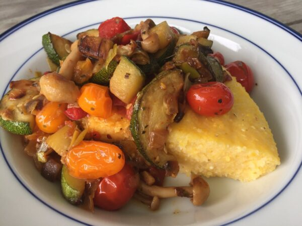 polenta-and-ratatoulle
